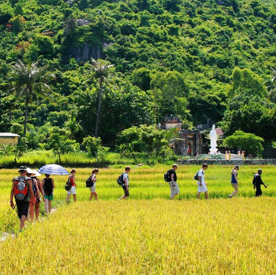 Chùa Hải Tạng có niên đại lâu nhất trên đảo