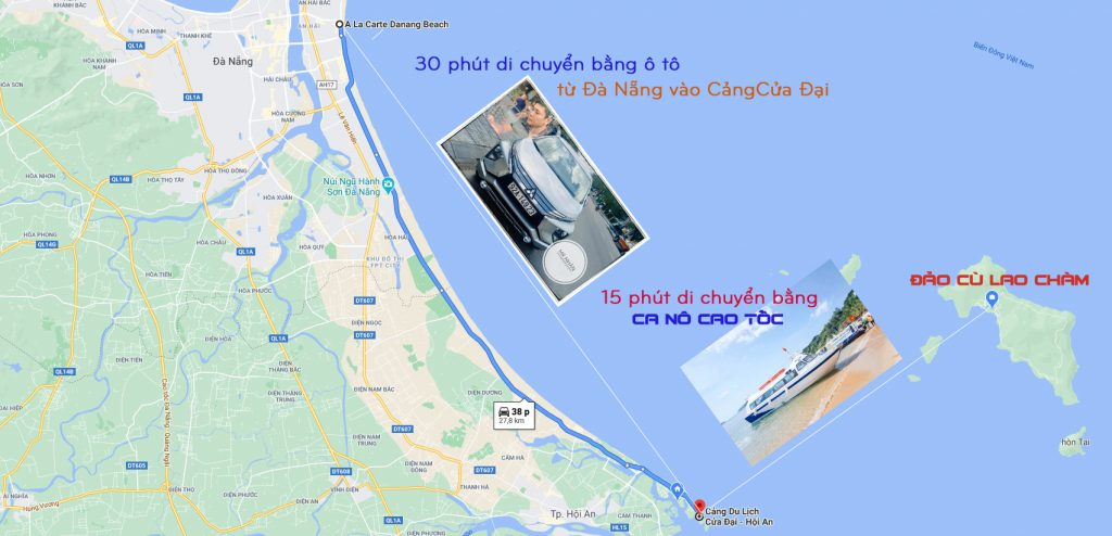 Cảng Cửa Đại Cù Lao Chàm Ở Đâu?