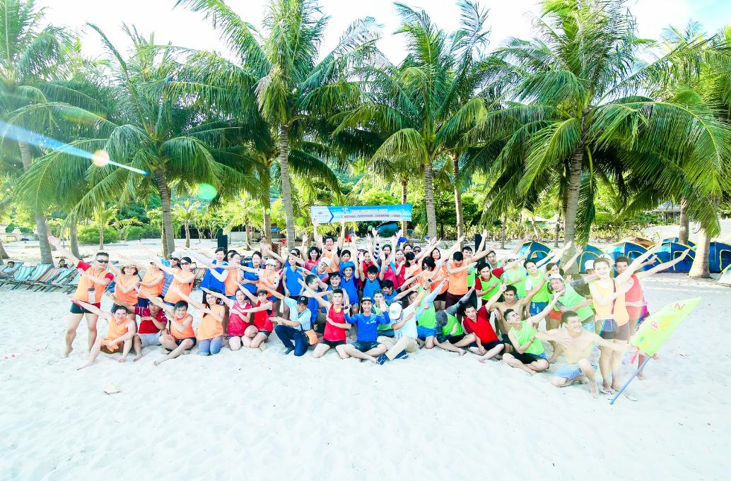 Cu Lao Cham Team Building