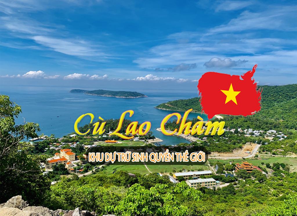 Cù Lao Chàm - Khu dự trữ sinh quyển thế giới