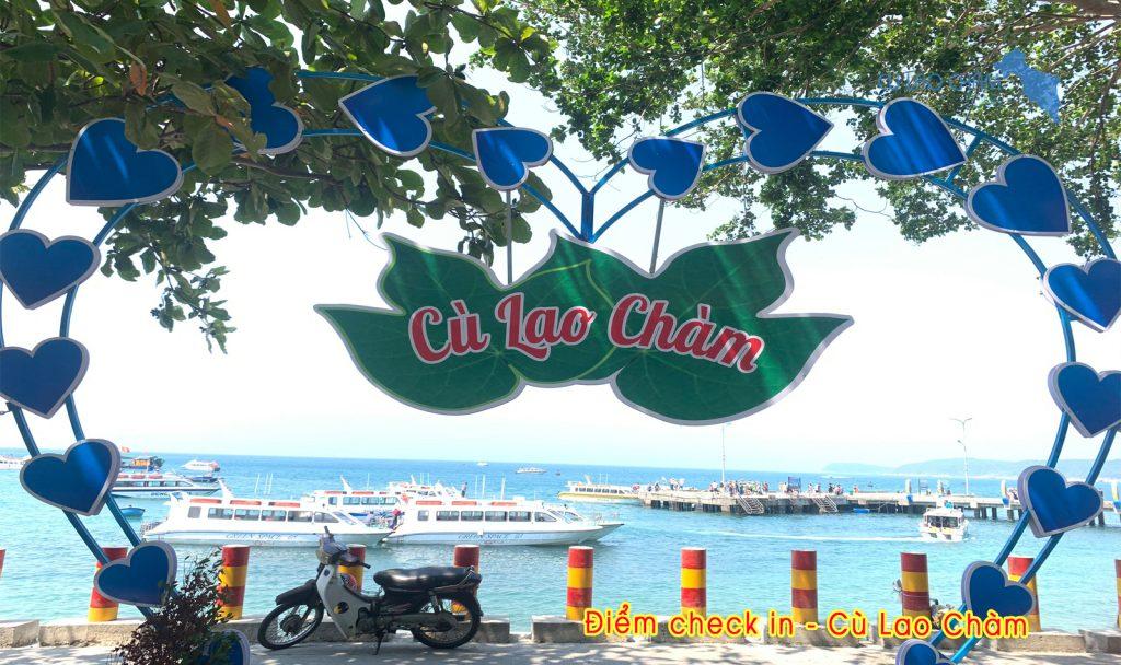 Điểm check in tuyệt đẹp tại Cù Lao Chàm