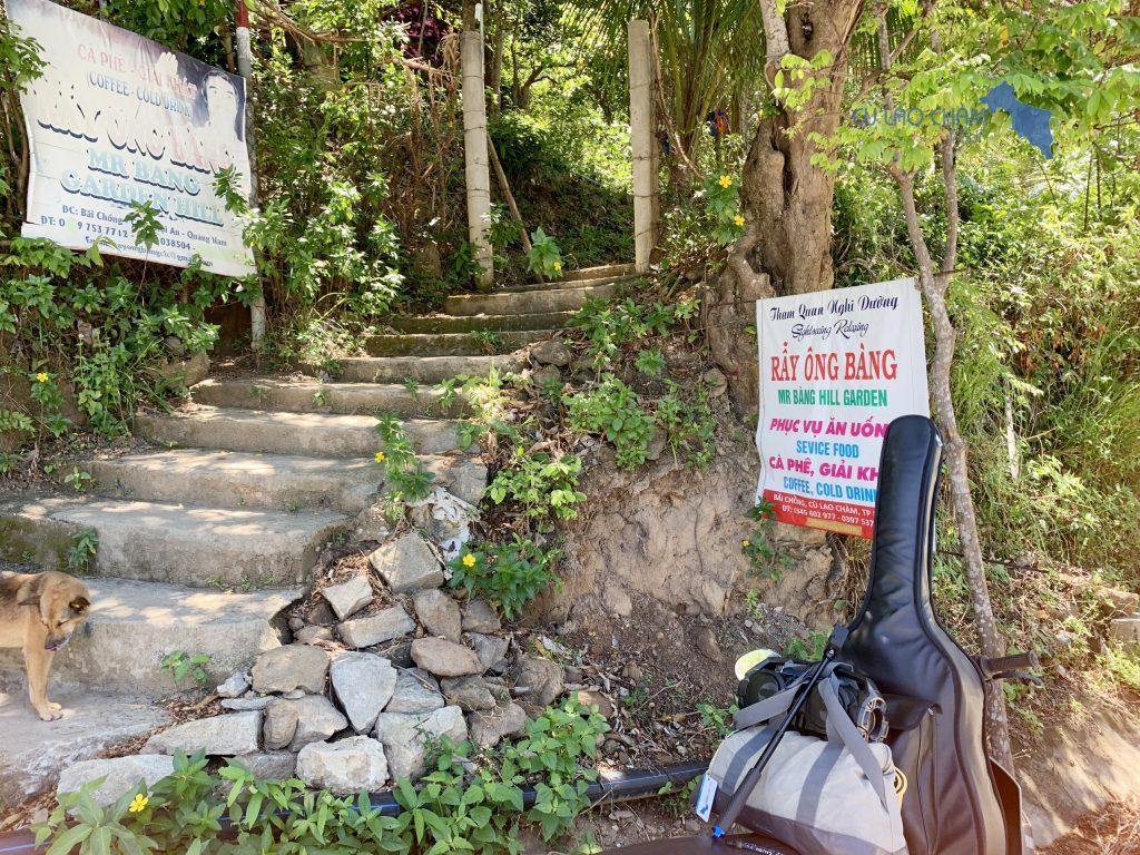 Khu du lịch sinh thái Rẫy Ông Bàng