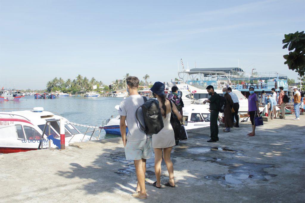 Hành trang gọn nhẹ đi biển Cù Lao Chàm
