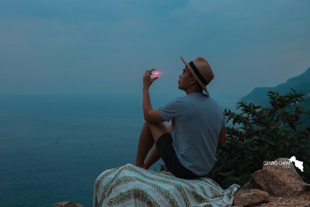 Eo gió - Điểm ngắm bình minh tuyệt nhất đảo Cù Lao Chàm