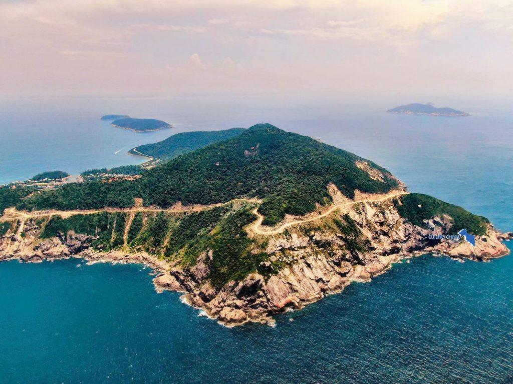 Đông Hòn Lao - đảo lớn nhất trong 7 hòn đảo Cù Lao Chàm