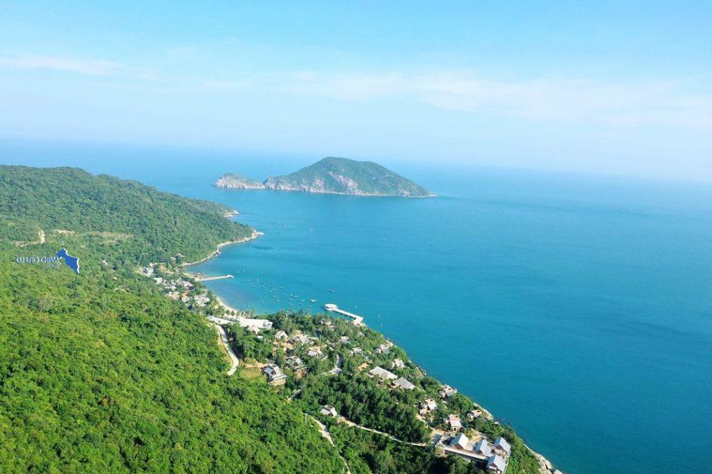 Đảo Cù Lao Chàm với thiên nhiên trong lành thu hút khách du lịch