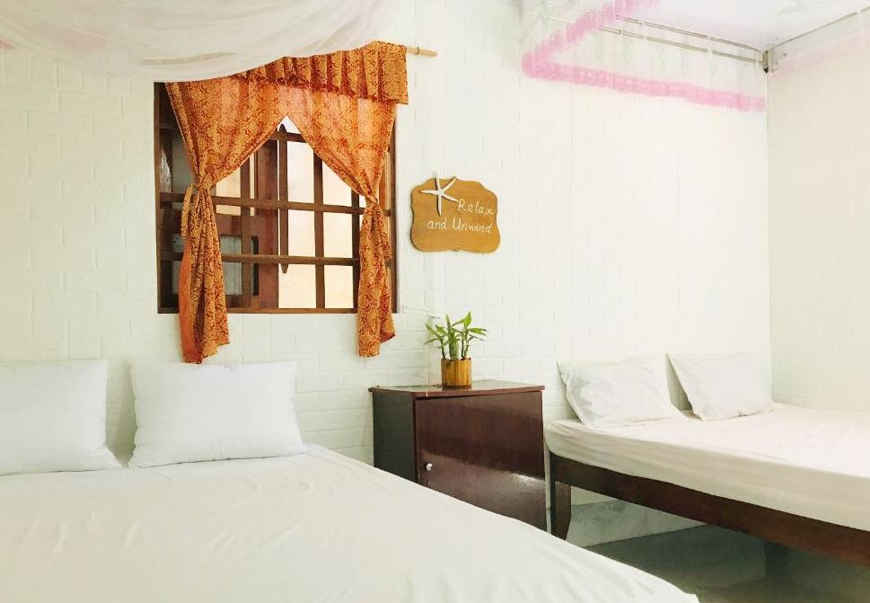 Phòng gia đình tại Hải Long Homestay Cù Lao Chàm