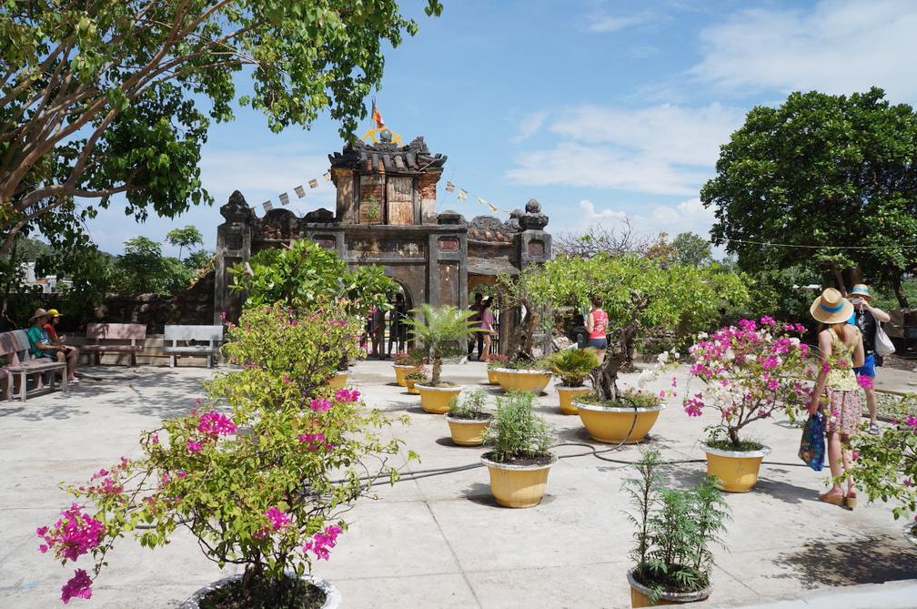 Chùa Hải Tạng, ngôi chùa có quả chuông cổ có 1 không 2 tại Việt Nam