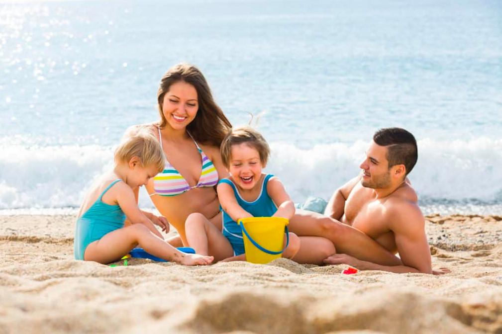 Tập thói quen đi du lịch từ nhỏ giúp trẻ mở mang kiến thức