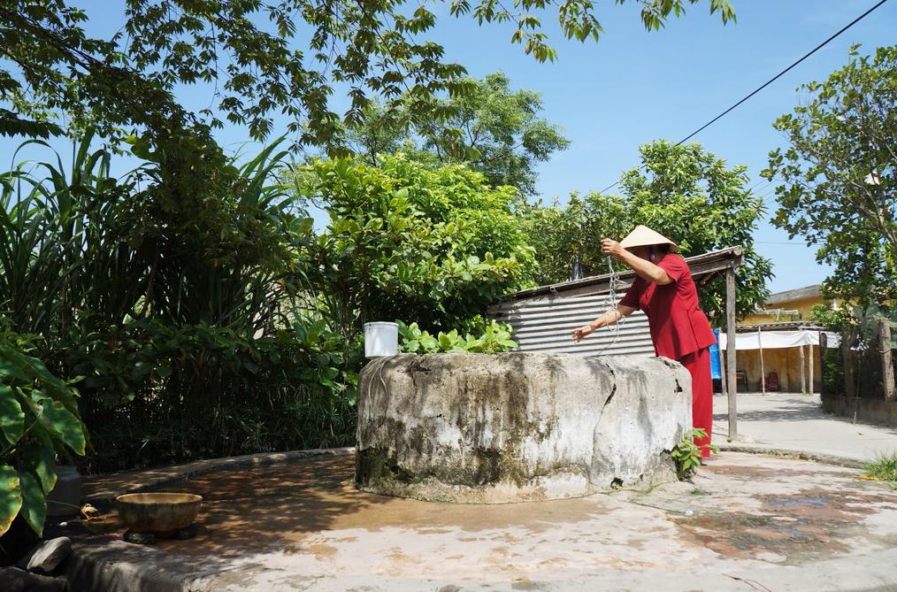 Di tích duy nhất còn sót của người Champa trên đảo Cù Lao Chàm
