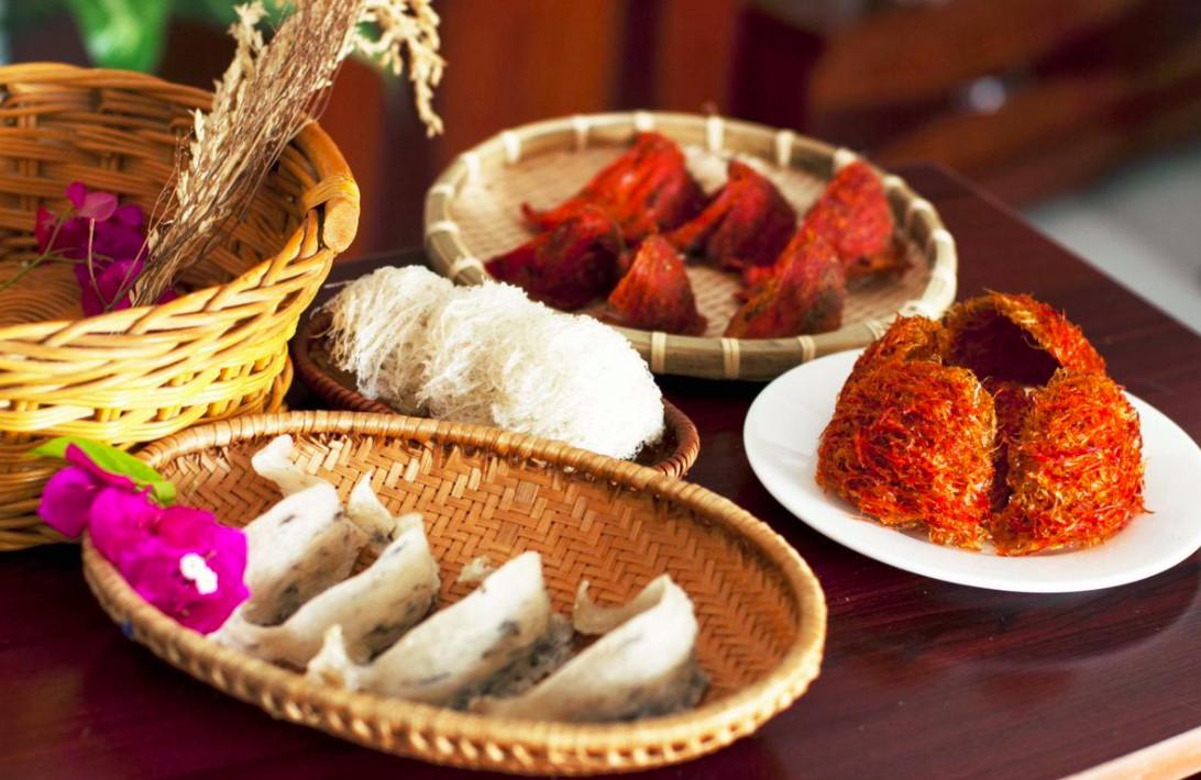 Yến sào Cù Lao Chàm nhiều dinh dưỡng tốt cho sức khoẻ