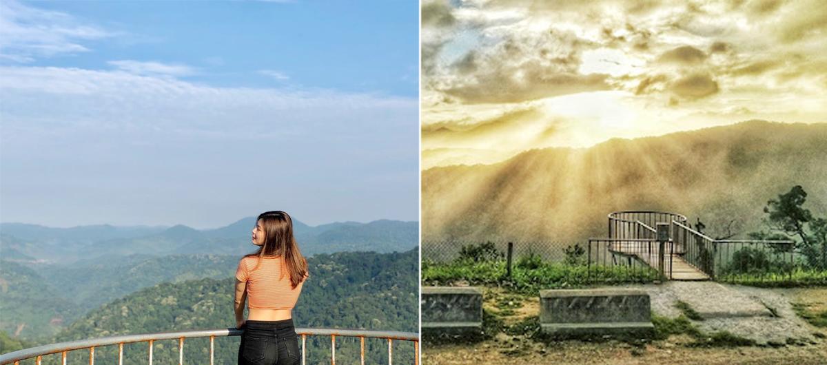 Đỉnh Quế Tây Giang - Sapa giửa núi rừng Quảng Nam