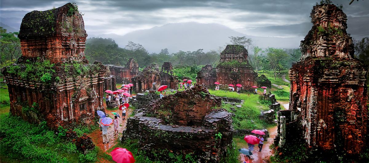 Di sản thế giới Thánh Địa Mỹ Sơn Quảng Nam