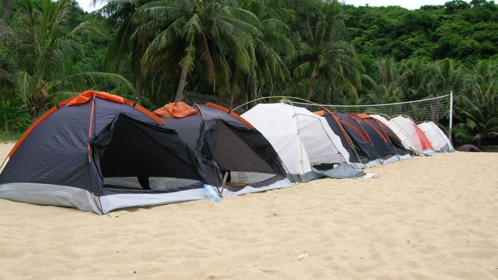 Lều du lịch Cù Lao Chàm