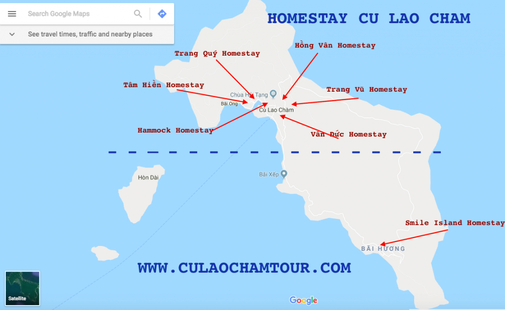 Homestay Cù Lao Chàm