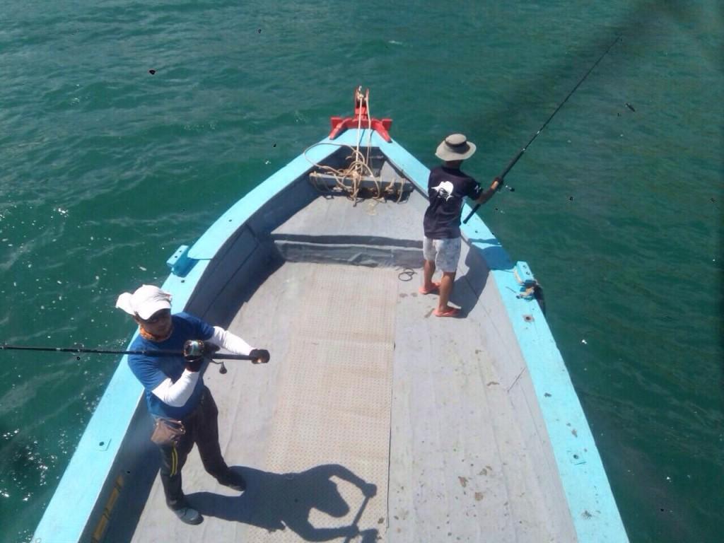 Tour Cau Ca Cù Lao Chàm - Tour Câu Cá Đà Nẵng