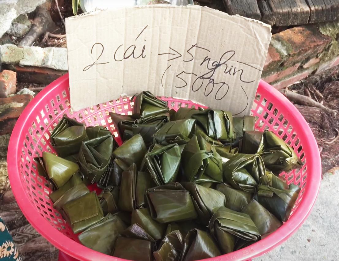 Bánh ít Cù Lao Chàm