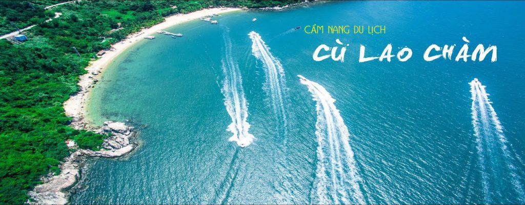 Toàn cảnh đảo Cù Lao Chàm