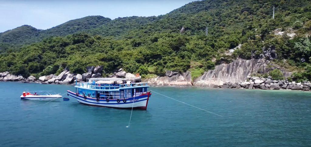 Phương tiện ra đảo Cù Lao Chàm