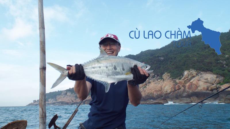 Tour câu cá Cù Lao Chàm