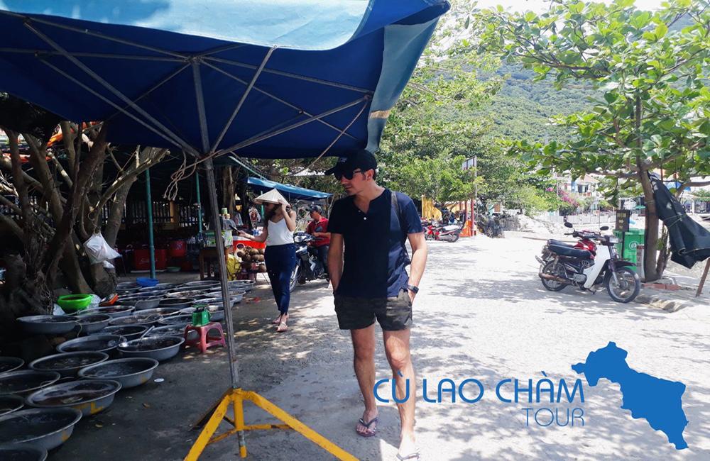 Chợ Hải Sản Cù Lao Chàm