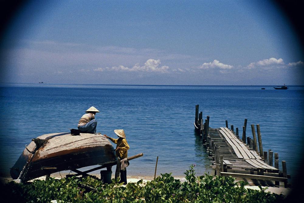 Ngư dân Cù Lao Chàm