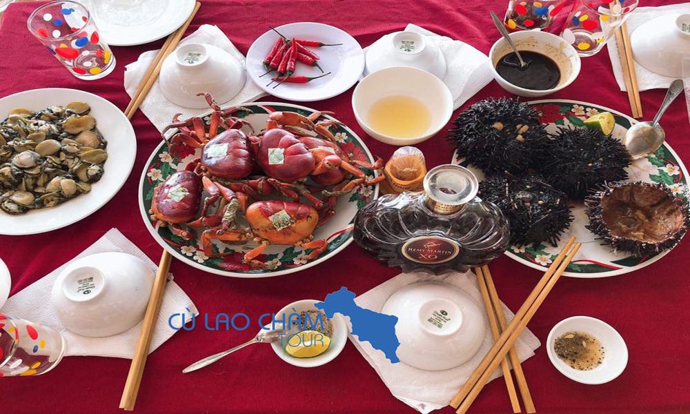 Hải sản Cù Lao Chàm