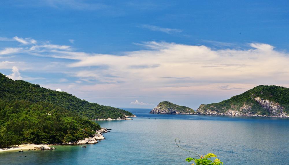 Biển Cù Lao Chàm