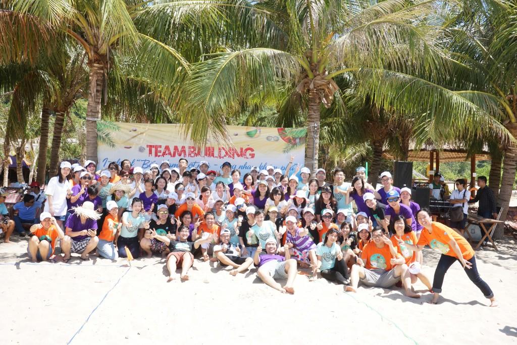 Cù Lao Chàm Teambuilding